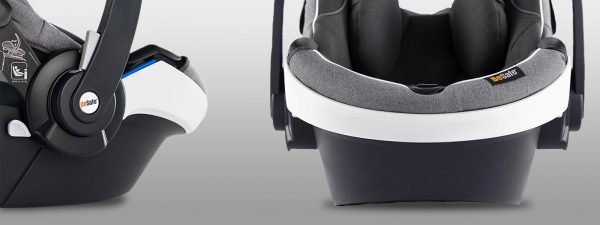 Oppdatert design på BeSafe iZi Go Modular i-Size
