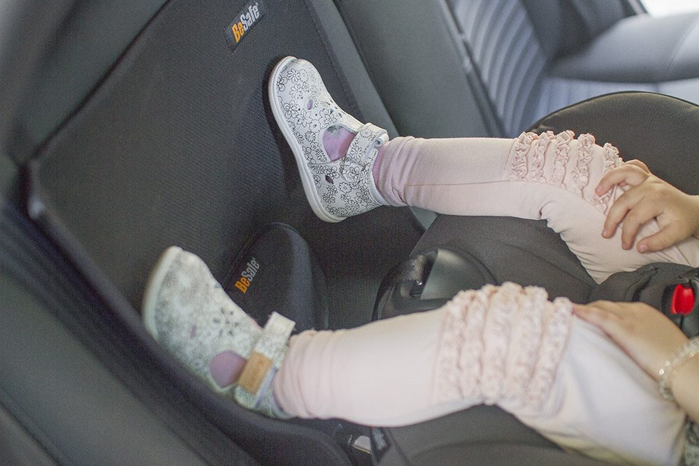 Misconceptions about rear facing car seats