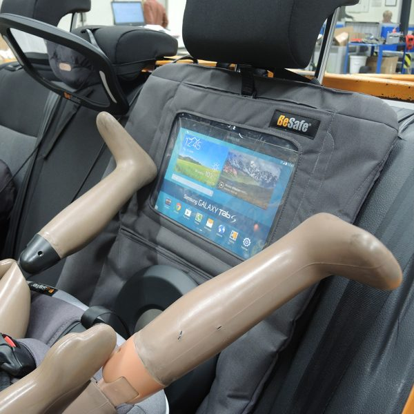Accessories for rear facing